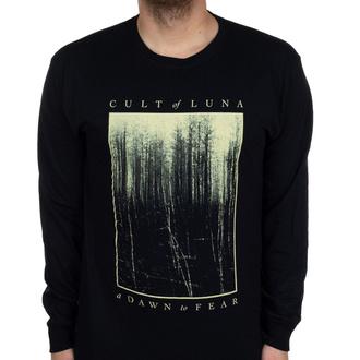 Moška majica z dolgimi rokavi Cult of Luna - Forest - Črna - INDIEMERCH, INDIEMERCH, Cult of Luna