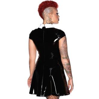 Ženska obleka KILLSTAR - Generation Hex Gloss Skater, KILLSTAR