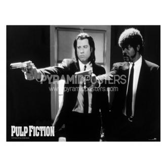 plakat - Pulp Fiction (B & W Pištole) - GPP51003, PYRAMID POSTERS