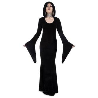 Obleka Ženske KILLSTAR - Hemlock - Črno, KILLSTAR