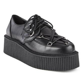 Ženski čevlji s polno peto - HEXELLENT CREEPERS - KILLSTAR, KILLSTAR