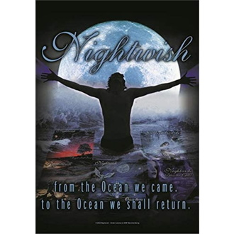 Zastava Nightwish - From the Ocean…, HEART ROCK, Nightwish