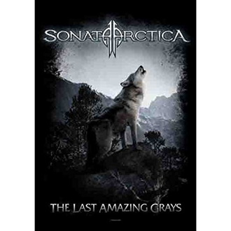 Zastava Sonata Arctica - The Last Amazing Grays, HEART ROCK, Sonata Arctica