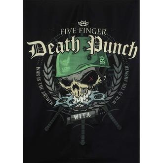 Zastava Five Finger Death Punch, HEART ROCK, Five Finger Death Punch