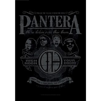 Zastava Pantera - High Noon Your Doom, HEART ROCK, Pantera