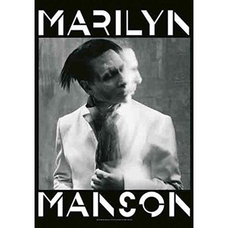Zastava Marilyn Manson - Seven Days Binge, HEART ROCK, Marilyn Manson