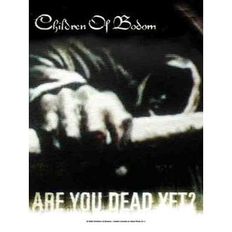zastava Children of Bodom - Are you dead yet?, HEART ROCK, Children of Bodom