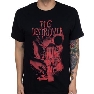Moška majica Pig Destroyer - Hands - Črna - INDIEMERCH, INDIEMERCH, Pig Destroyer