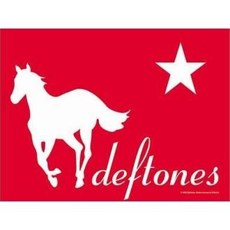 zastava Deftones - Redpony, HEART ROCK, Deftones