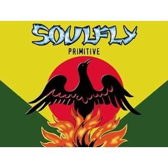 zastava Soulfly - Primitive, HEART ROCK, Soulfly