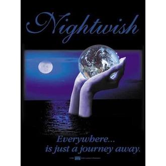 zastava Nightwish - Everywhere, HEART ROCK, Nightwish