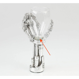 steklo Terminator 2 - B1457D5 - POŠKODOVANO, NNM, Terminator