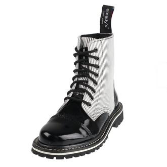 Usnjeni moški škornji - STEADY´S, STEADY´S