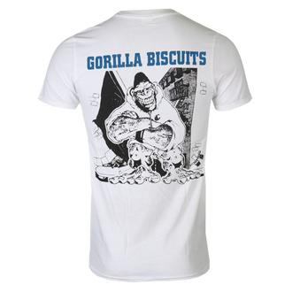 Moška metal majica Gorila Biscuits - City EP Cover - KINGS ROAD, KINGS ROAD, Gorila Biscuits