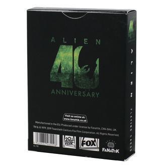 Igralne karte Alien, NNM, Osmi potnik