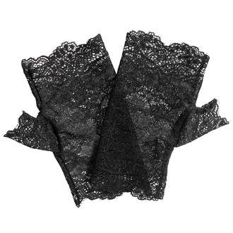 Ženske rokavice (brez prstov) - PUNK RAVE - Mist of Lace, PUNK RAVE