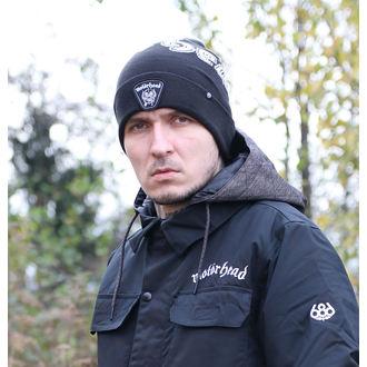 Beanie MOTÖRHEAD - Črna, NNM, Motörhead