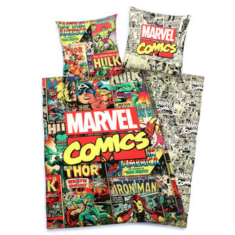 Posteljnina Marvel Comics, POP
