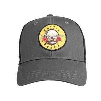 Kapa Guns N' Roses - Circle Logo - CHAR / BL - ROCK OFF, ROCK OFF, Guns N' Roses