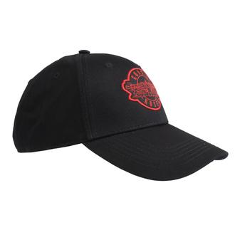 Kapa Guns N' Roses - Red Circle Logo - ROCK OFF, ROCK OFF, Guns N' Roses