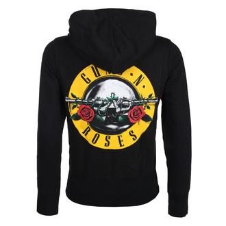 Ženski hoodie Guns N' Roses - Classic Logo - ROCK OFF, ROCK OFF, Guns N' Roses