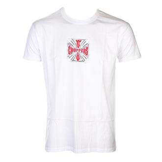 Moška majica - CROSS - West Coast Choppers, West Coast Choppers