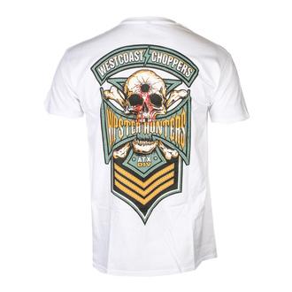 Moška majica - HIPSTER HUNTERS - West Coast Choppers, West Coast Choppers