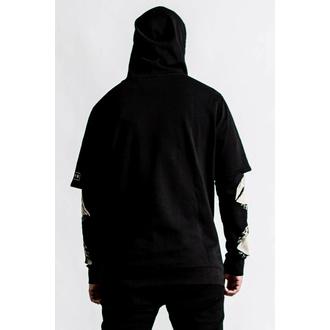 Moška majica KILLSTAR - Insomnia Layer - Črna, KILLSTAR
