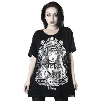 Ženska majica KILLSTAR - In Goth We Trust Relaxed, KILLSTAR