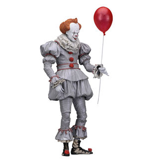 Figurica IT - Stephen King - 2017 Pennywise, NNM