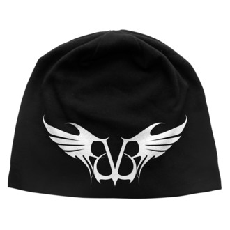 Beanie Black Veil Brides - Winged Logo - RAZAMATAZ, RAZAMATAZ, Black Veil Brides