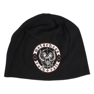 Beanie Motörhead - Biker Badge - RAZAMATAZ, RAZAMATAZ, Motörhead