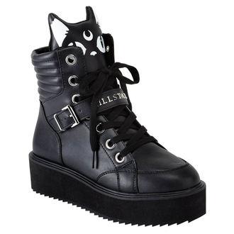 Klin ženski čevlji - KEIKO KITTY - KILLSTAR, KILLSTAR