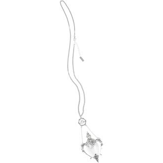 Ogrlica z obeskom KILLSTAR - Kiss Od Death Viala, KILLSTAR