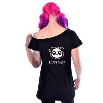 Ženska majica - KILLER UNICORNS - KILLER PANDA, KILLER PANDA