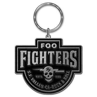 Obesek za ključe Foo Fighters - Est. 1995 - RAZAMATAZ, RAZAMATAZ, Foo Fighters