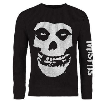 Moški pulover MISFITS - SKULL - PLASTIC HEAD, PLASTIC HEAD, Misfits
