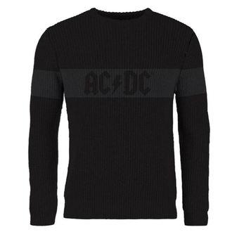 Moški pulover AC / DC - LOGO - PLASTIC HEAD, PLASTIC HEAD, AC-DC