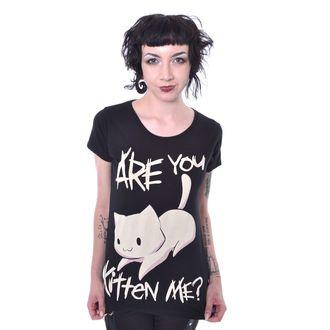 Ženska majica - KITTEN ME - CUPCAKE CULT, CUPCAKE CULT