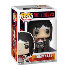 Kip / Figurina Mötley Crüe - POP! - Rocks - Tommy Lee, POP, Mötley Crüe