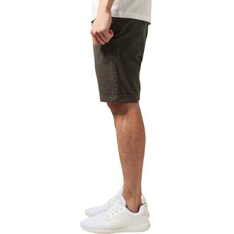 Moške kratke hlače URBAN CLASSICS - Stretch Turnup Chino, URBAN CLASSICS