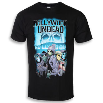 Moška metal majica Hollywood Undead - CREW - PLASTIC HEAD, PLASTIC HEAD, Hollywood Undead