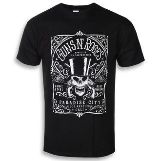 Moška metal majica Guns N' Roses - Bourbon - ROCK OFF, ROCK OFF, Guns N' Roses