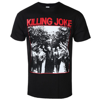 Moška metal majica Killing Joke - POPE BLACK - PLASTIC HEAD, PLASTIC HEAD, Killing Joke
