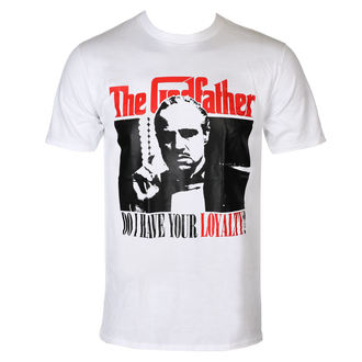 Moška filmska majica Godfather - Do I have Your Loyalty - HYBRIS, HYBRIS, Boter