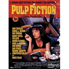 sliko 3D Pulp Fiction (Enotni list) - PPL70031, PYRAMID POSTERS