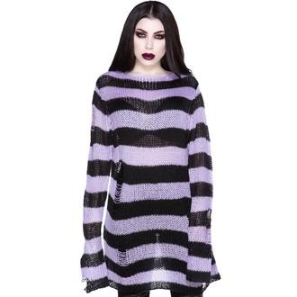 Unisex pulover KILLSTAR - Lavender Mist - VIJOLIČNA, KILLSTAR