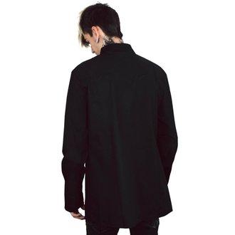 Moška majica KILLSTAR - Lestat Ruffle, KILLSTAR