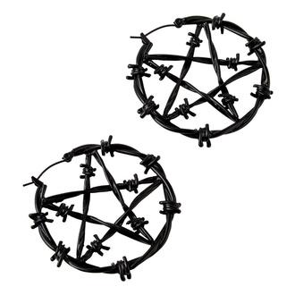 Uhani KILLSTAR - Lifes A Witch - Large Hoop, KILLSTAR