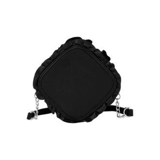 Ročna torbica (torba) KILLSTAR - LITA - BLACK, KILLSTAR